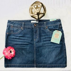 Route 66 Women's Jeans Skirts Size 10